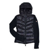 MONCLER Short Casual Style Street Style Plain Down Jackets