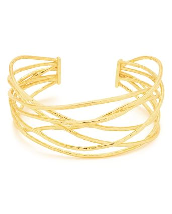 Party Style 18K Gold Bracelets