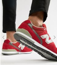 New Balance 996 Leather Sneakers