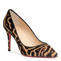 Christian Louboutin Pigalle Follies Leopard Patterns Spawn Skin Other Animal Patterns Pin Heels