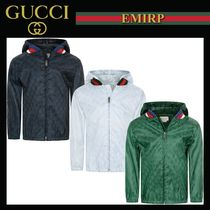 GUCCI Unisex Street Style Baby Girl Outerwear
