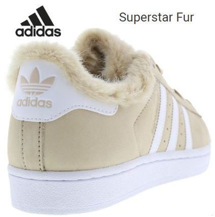 adidas SUPERSTAR Suede Low-Top Sneakers (