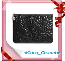 CHANEL Lambskin Clutches