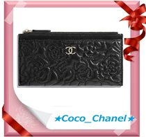 CHANEL Lambskin Coin Purses