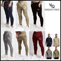 VANQUISH FITNESS Street Style Yoga & Fitness Bottoms