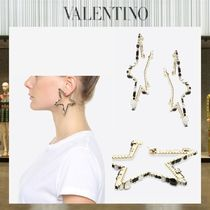 VALENTINO Star Casual Style Earrings & Piercings