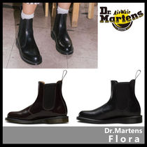 Dr Martens Casual Style Unisex Street Style Mid Heel Boots