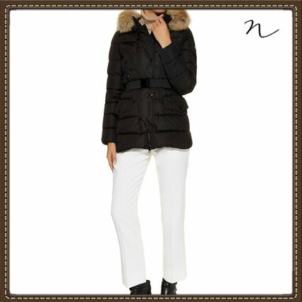 ... MONCLER Down Jackets Short Casual Style Plain Down Jackets ...