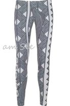 adidas Street Style Cotton Leggings Pants