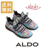 ALDO Other Check Patterns Rubber Sole Casual Style