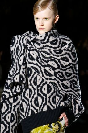 Casual Style Cashmere Oversized Accessories