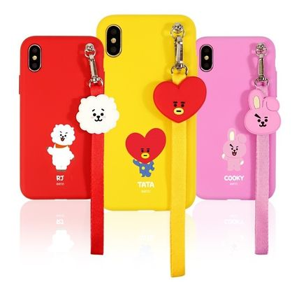 newest collection f60ca 7f330 BT21 2018-19AW Unisex Smart Phone Cases