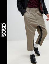 ASOS Other Check Patterns Street Style Sarouel Pants