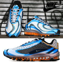 Nike AIR MAX Unisex Street Style PVC Clothing Sneakers