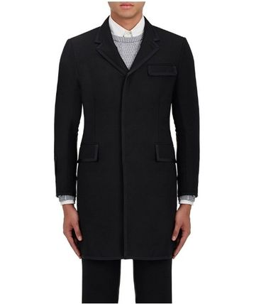 Wool Chester Coats