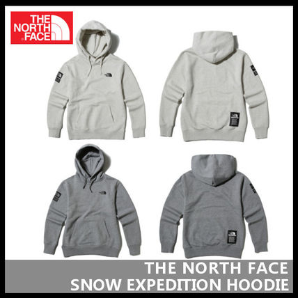 THE NORTH FACE Hoodies Street Style Hoodies