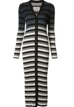 Maison Martin Margiela Stripes Long Outerwear