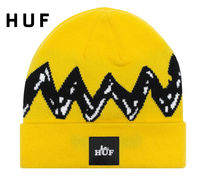HUF Street Style Collaboration Knit Hats