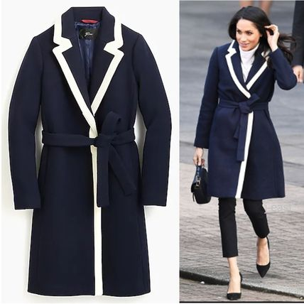 Wool Medium Coats
