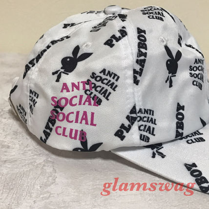 d116ab6cb951 ANTI SOCIAL SOCIAL CLUB Street Style Collaboration Caps by glamswag ...