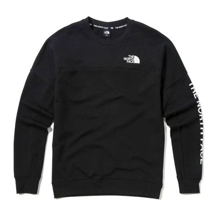 THE NORTH FACE Sweatshirts Street Style Long Sleeves Sweatshirts 3