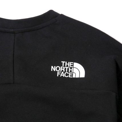 THE NORTH FACE Sweatshirts Street Style Long Sleeves Sweatshirts 5