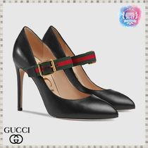 GUCCI Sylvie Pumps & Mules