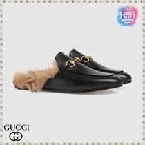 GUCCI Princetown Slip-On Shoes