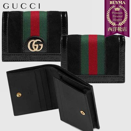 72bed2254ce1 GUCCI Ophidia 2018-19AW Card Holders (523155 0KCDG 1060) by EU_SHOES ...