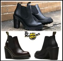 Dr Martens Casual Style Street Style Mid Heel Boots
