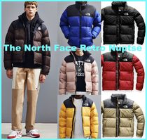 THE NORTH FACE Nuptse Street Style Down Jackets