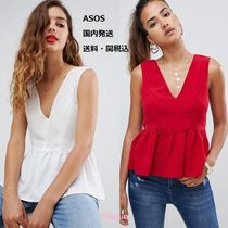 ASOS Casual Style Plain Tanks & Camisoles
