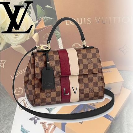 Louis Vuitton Handbags 2WAY Leather Handbags