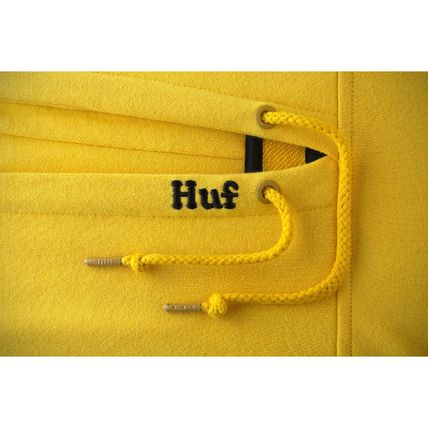 HUF Hoodies Pullovers Unisex Street Style Collaboration Long Sleeves 5
