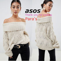 ASOS Bandeau & Off the Shoulder