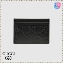 GUCCI Gucci Signature Leather Wallets & Small Goods