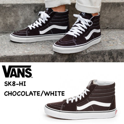 a1820e267adc ... VANS Low-Top Rubber Sole Casual Style Unisex Suede Street Style Plain  ...