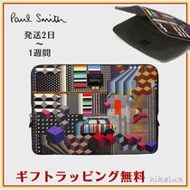 Paul Smith Stripes Unisex Clutches