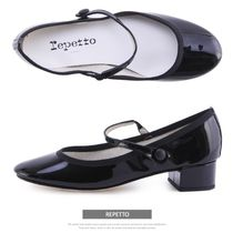 repetto Round Toe Pointed Toe Shoes
