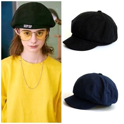 Unisex Street Style Beret & Hunting Hats