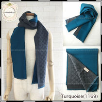 GUCCI Wool Heavy Scarves & Shawls