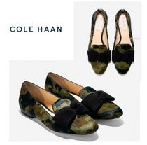 Cole Haan Camouflage Platform Casual Style Spawn Skin Shoes