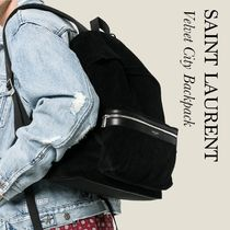 Saint Laurent Saint Laurent Backpacks