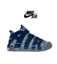 Nike AIR MORE UPTEMPO Casual Style Unisex Street Style Low-Top Sneakers