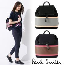 Paul Smith Leather Shoulder Bags