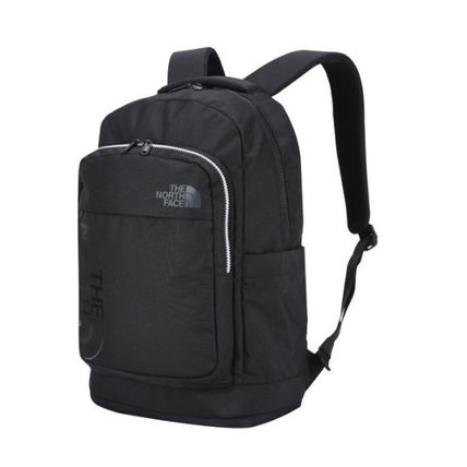 THE NORTH FACE Backpacks Unisex Street Style Backpacks 4