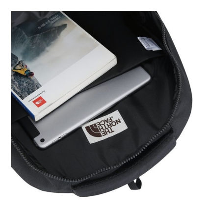 THE NORTH FACE Backpacks Unisex Street Style Backpacks 6