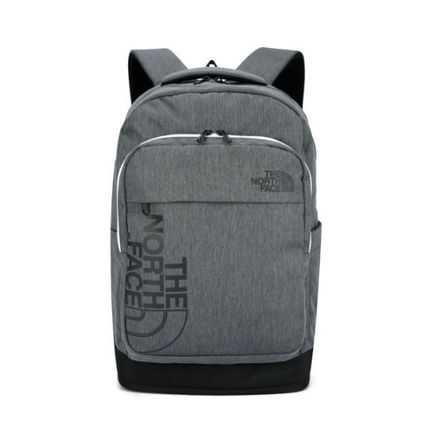 THE NORTH FACE Backpacks Unisex Street Style Backpacks 11