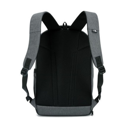 THE NORTH FACE Backpacks Unisex Street Style Backpacks 12