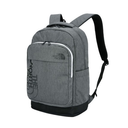 THE NORTH FACE Backpacks Unisex Street Style Backpacks 13